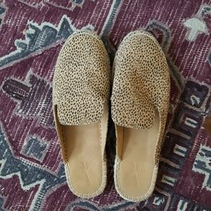 Leopard Universal Thread shoes
